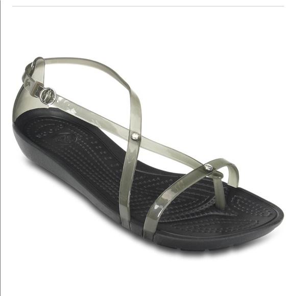 56d4c58ef8a6 CROCS NWT Really Sexi flip sandal